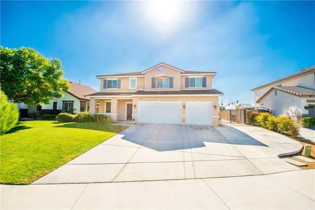 13773 Turf Paradise Street, Eastvale, CA 92880 (#IG21237520) :: The M&M Team Realty