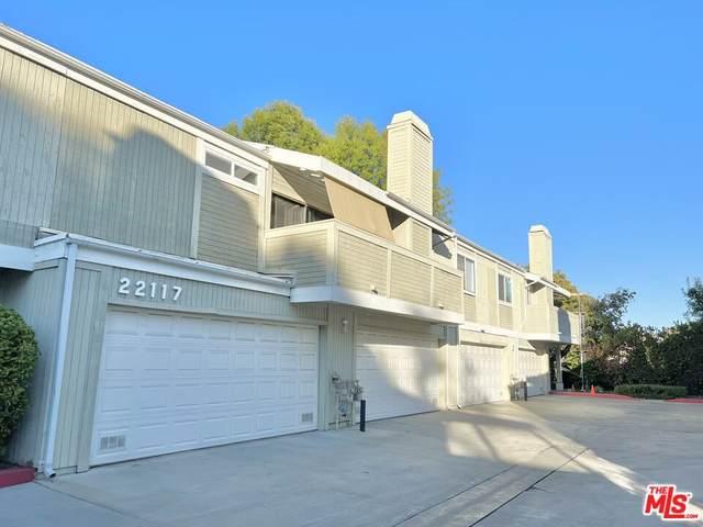 22117 Burbank Boulevard #5, Woodland Hills, CA 91367 (#21799728) :: Zen Ziejewski and Team