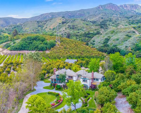 20220 S Mountain Road, Santa Paula, CA 93060 (#V0-220007730) :: Team Tami