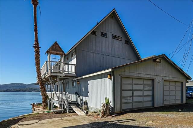 9839 Crestview Drive, Clearlake, CA 95422 (#LC21006737) :: Corcoran Global Living