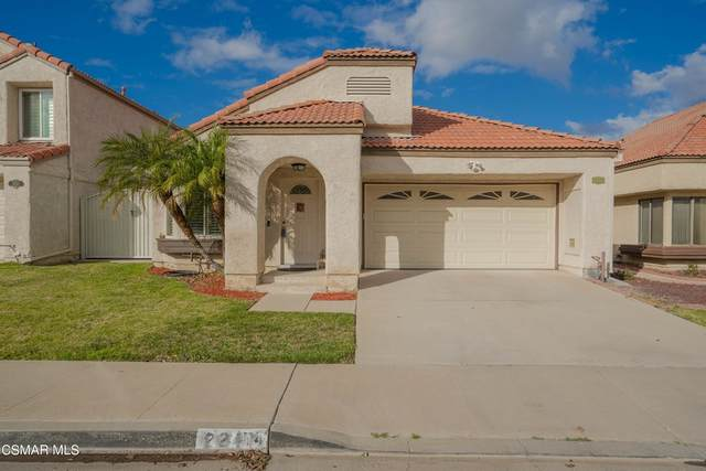 2244 Oak Haven Avenue, Simi Valley, CA 93063 (#221000399) :: Corcoran Global Living