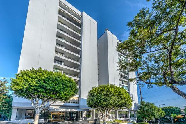 1100 Alta Loma Road #1005, West Hollywood, CA 90069 (#21697724) :: Cochren Realty Team | KW the Lakes