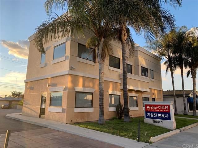 5821 Beach Blvd, Buena Park, CA 90621 (#PW21051693) :: A G Amaya Group Real Estate