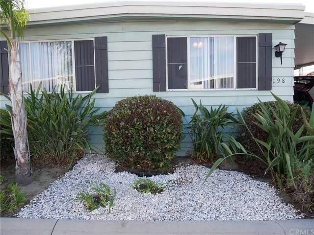 26000 Avenida Aeropuerto #198, San Juan Capistrano, CA 92675 (#SW21060463) :: Latrice Deluna Homes