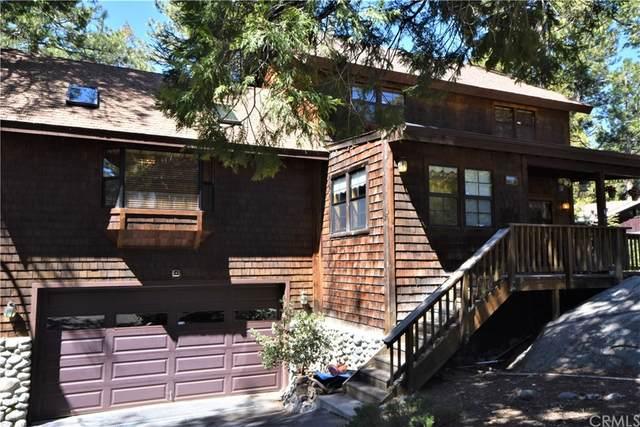 25425 Marion Ridge Drive, Idyllwild, CA 92549 (#IV21066492) :: Randy Horowitz & Associates