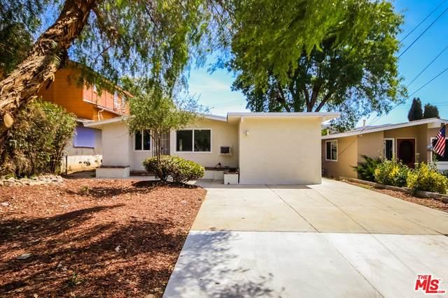 260 Houston Drive, Thousand Oaks, CA 91360 (#21714678) :: Blake Cory Home Selling Team