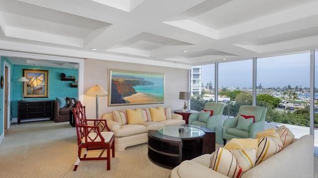 1820 Avenida Del Mundo #207, Coronado, CA 92118 (#PTP2102308) :: Powerhouse Real Estate