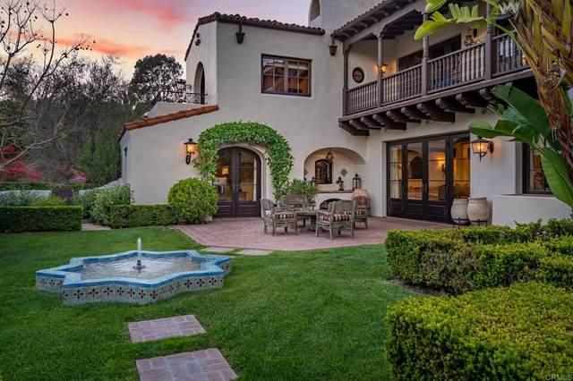 5956 San Elijo Avenue, Rancho Santa Fe, CA 92067 (#NDP2103985) :: American Real Estate List & Sell