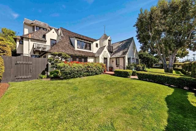 7231 Monte Vista Avenue, La Jolla, CA 92037 (#NDP2104048) :: Mainstreet Realtors®