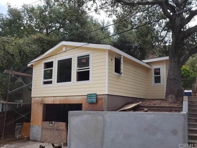 29200 Hazel Bell Drive, Silverado Canyon, CA 92676 (#PW21106917) :: Robyn Icenhower & Associates