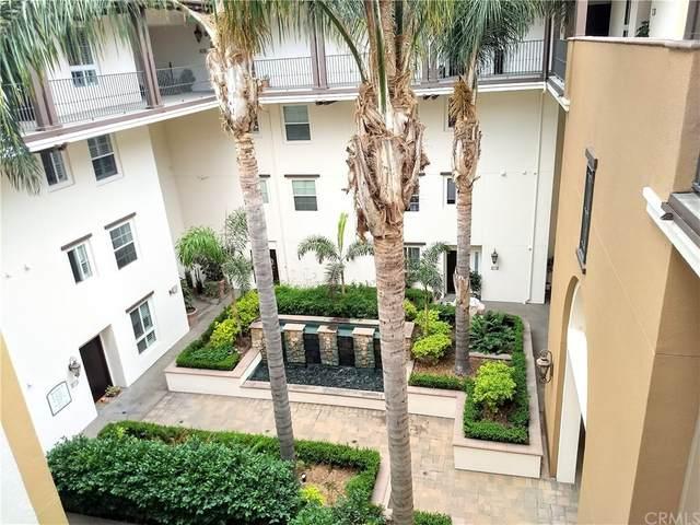 13031 Villosa Place #424, Playa Vista, CA 90094 (#SB21119908) :: Team Tami