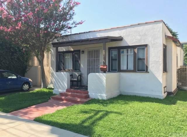 415 W Marietta Place, Orange, CA 92866 (#OC21130781) :: Better Living SoCal