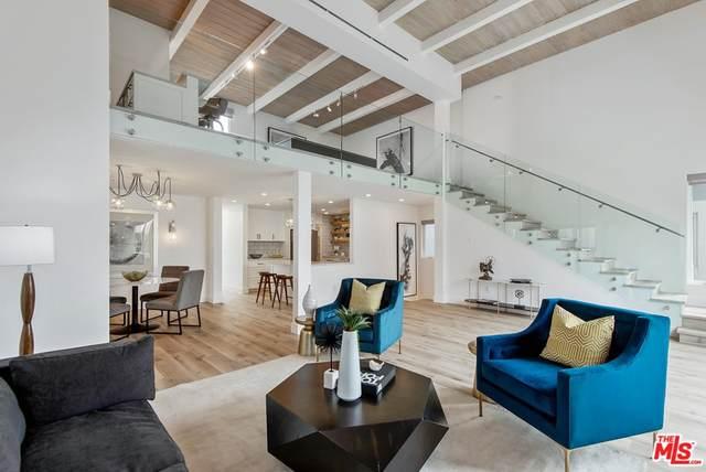 20 Ketch Street #2, Marina Del Rey, CA 90292 (#21751630) :: Jett Real Estate Group