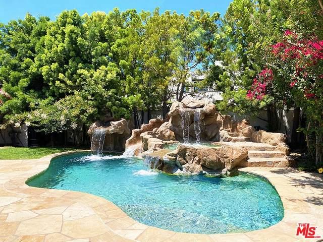 253 S Linden Drive, Beverly Hills, CA 90212 (#21752650) :: Team Tami