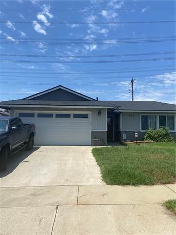 543 E 169TH, Carson, CA 90746 (#SB21142380) :: Jett Real Estate Group