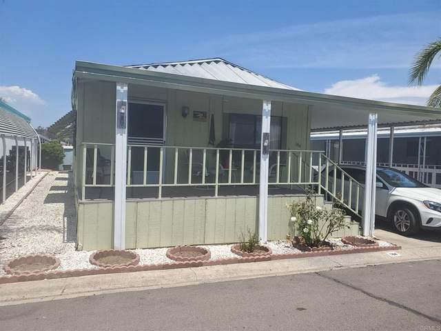 1212 H St #184, Ramona, CA 92065 (#NDP2107655) :: Jett Real Estate Group