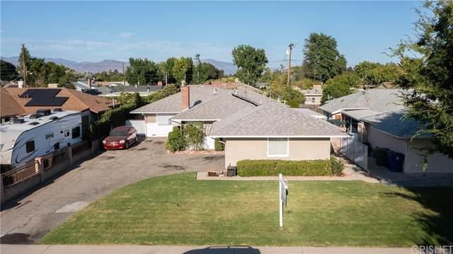 10348 Memory Park Avenue, Mission Hills (San Fernando), CA 91345 (#SR21145207) :: Powerhouse Real Estate
