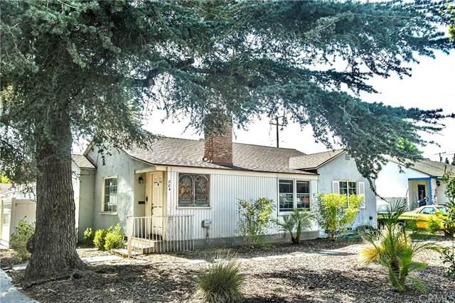 204 N Jewell Place, Orange, CA 92868 (#OC21145279) :: Mint Real Estate