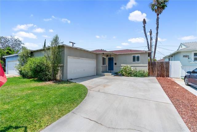 3809 W 176th Street, Torrance, CA 90504 (#SB21145494) :: Latrice Deluna Homes