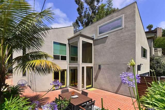 3054 N Arroyo Drive, San Diego, CA 92103 (#210018717) :: Cochren Realty Team | KW the Lakes