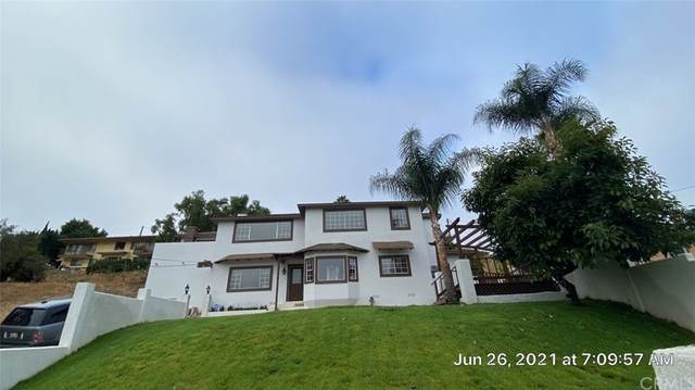 1245 Phillips Street, Vista, CA 92083 (#IV21145832) :: Latrice Deluna Homes