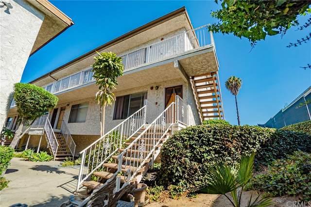 2296 Gaviota Avenue #22, Signal Hill, CA 90755 (#PW21146096) :: Eight Luxe Homes