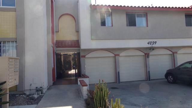 4239 Cleveland #6, San Diego, CA 92103 (#210018842) :: Latrice Deluna Homes