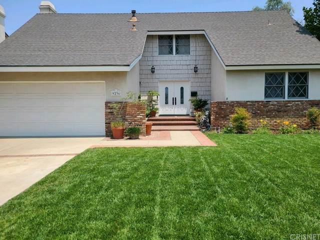 9236 Sophia Avenue, North Hills, CA 91343 (#SR21148097) :: Jett Real Estate Group