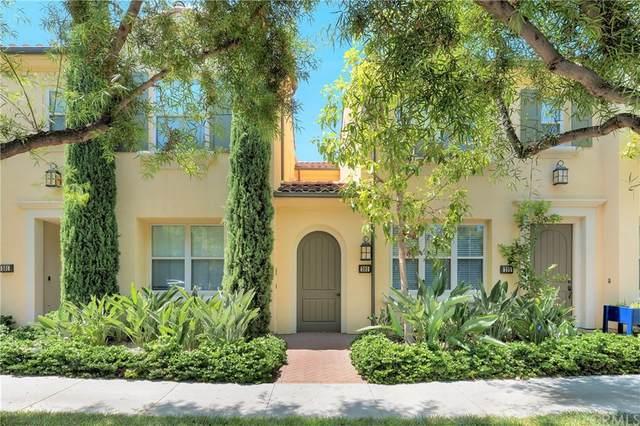 203 Mayfair, Irvine, CA 92620 (#OC21149450) :: Latrice Deluna Homes