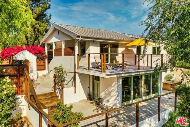 2661 Hodgson Circle Drive, Topanga, CA 90290 (#21758150) :: Better Living SoCal
