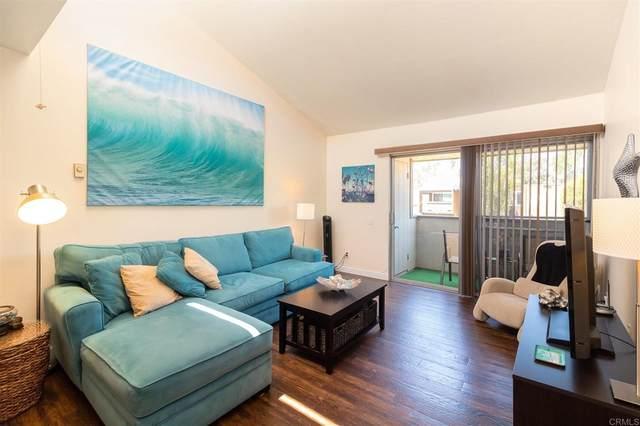 3549 Castle Glen Drive #202, San Diego, CA 92123 (#PTP2104857) :: Jett Real Estate Group