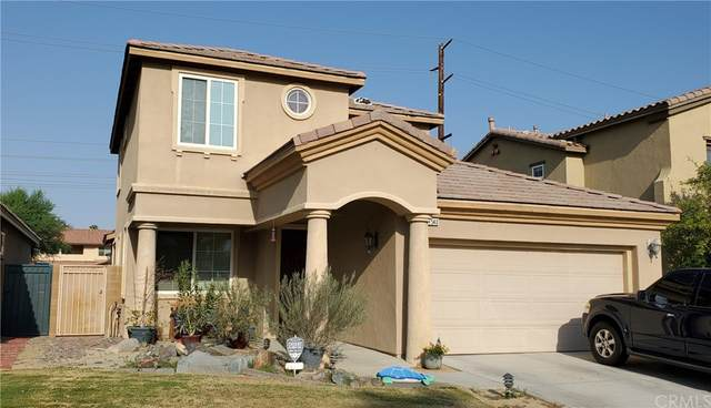 31540 Calle Agate, Cathedral City, CA 92234 (#SW21151101) :: Robyn Icenhower & Associates