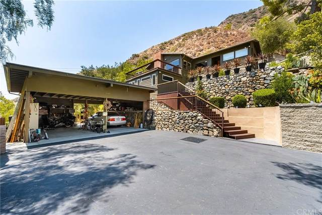 30141 Silverado Canyon Road, Silverado Canyon, CA 92676 (#OC21150747) :: Corcoran Global Living