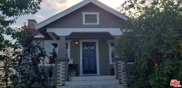 3927 Arlington Avenue, Los Angeles (City), CA 90008 (#21759888) :: Latrice Deluna Homes
