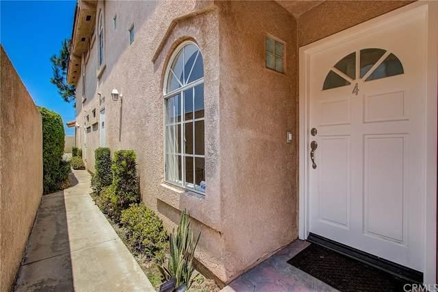 16839 Passage Avenue #4, Paramount, CA 90723 (MLS #OC21153503) :: CARLILE Realty & Lending