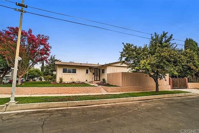 18568 Lemay Street, Reseda, CA 91335 (#SR21151512) :: Eight Luxe Homes