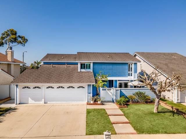 6391 Talegate Drive, Huntington Beach, CA 92648 (#OC21154081) :: Realty ONE Group Empire