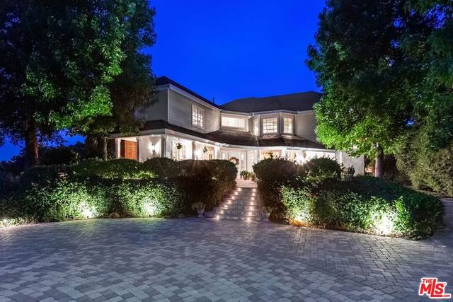 427 Long Canyon Road, Bradbury, CA 91008 (#21752998) :: RE/MAX Empire Properties