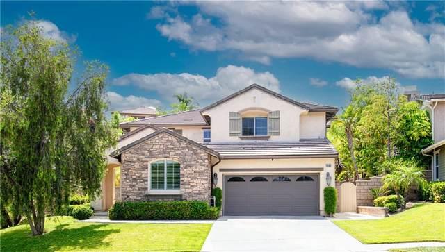 3981 Coast Oak Circle, Chino Hills, CA 91709 (#TR21154590) :: Corcoran Global Living