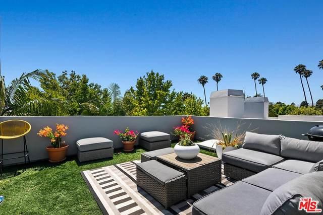 833 17Th Street #4, Santa Monica, CA 90403 (#21761226) :: The Miller Group