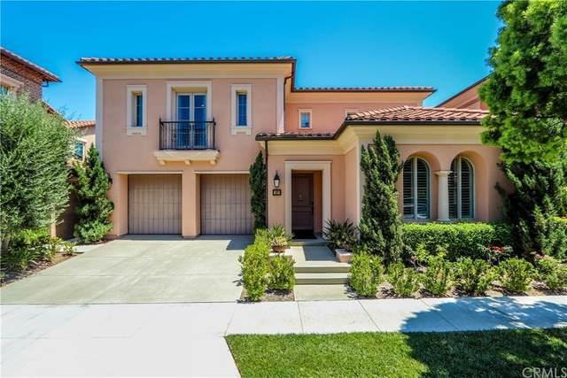 47 Umbria, Irvine, CA 92618 (#OC21153897) :: The Kohler Group