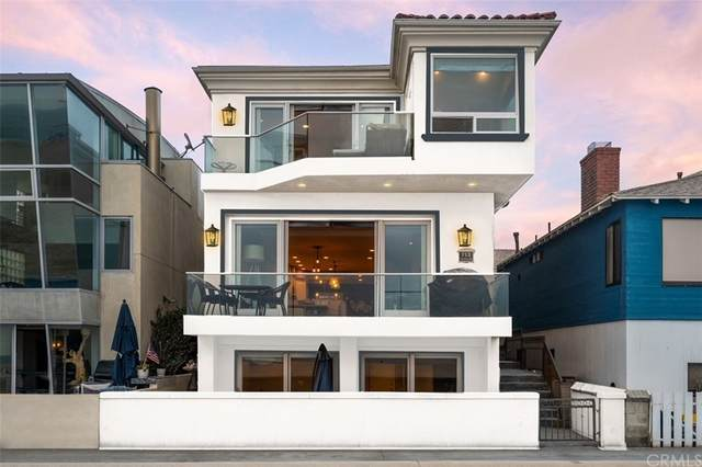 712 The Strand, Hermosa Beach, CA 90254 (#SB21153394) :: Go Gabby