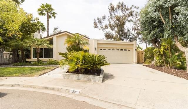 2119 Redgap Ct, Encinitas, CA 92024 (#TR21154999) :: Jett Real Estate Group