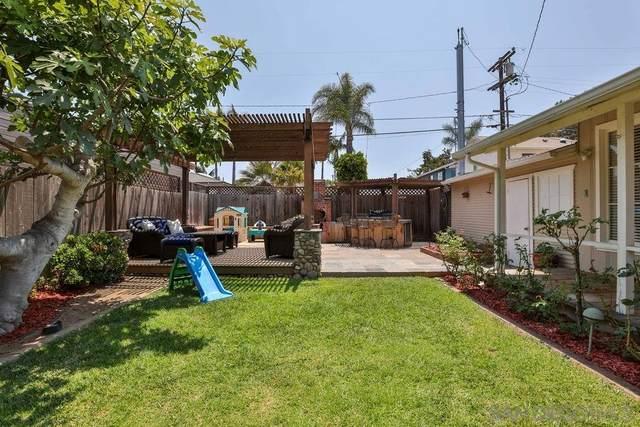 4669 Larkspur St, San Diego, CA 92107 (#210020014) :: Cochren Realty Team | KW the Lakes