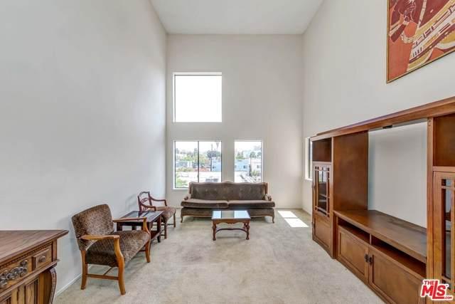 1118 Valencia Street #311, Los Angeles (City), CA 90015 (#21761230) :: Steele Canyon Realty