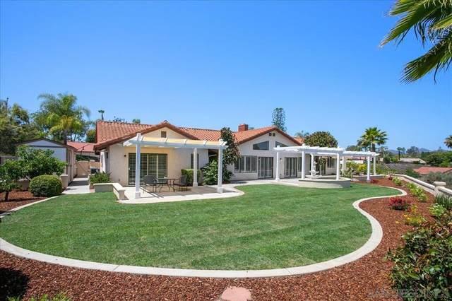 1371 Stoneridge Cir, Escondido, CA 92029 (#210020042) :: Mark Nazzal Real Estate Group