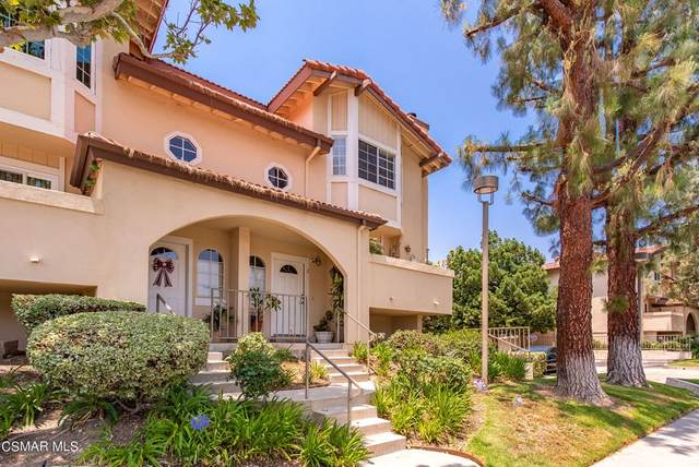 2707 Stearns Street #2, Simi Valley, CA 93063 (#221003911) :: Jett Real Estate Group