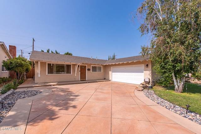 22624 Gilmore Street, West Hills, CA 91307 (#221003913) :: Cochren Realty Team | KW the Lakes