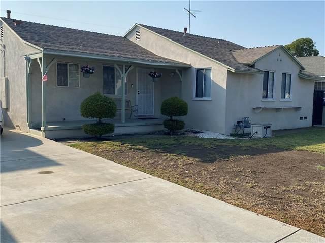5421 Kilgarry Avenue, Pico Rivera, CA 90660 (#IV21155978) :: Latrice Deluna Homes