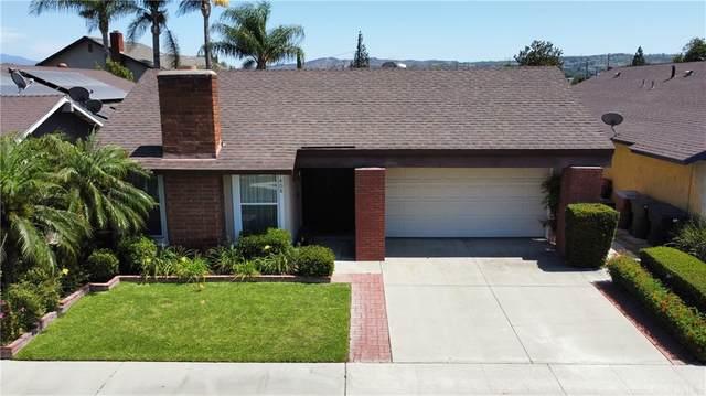 1808 N Holbrook Street, Anaheim, CA 92807 (#SW21156120) :: The Kohler Group